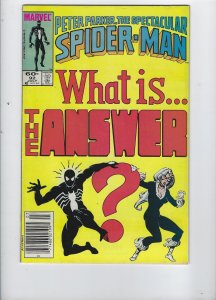 The Spectacular Spider-Man #92 (1984)