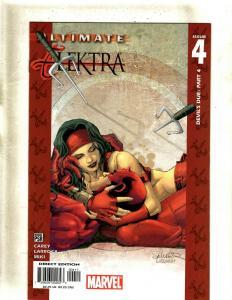 Lot of 12 Comics Ultimate Elektra 4 Elektra 23 Daredevil Father 1 +MORE HY2