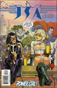 DC JSA: CLASSIFIED #3 NM