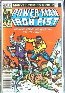 Power Man and Iron Fist #97 (1983)