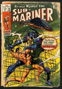 Sub-Mariner #10 (1969)