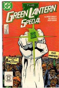Green Lantern Special #1 1988  Hal Jordan John Stewart VF