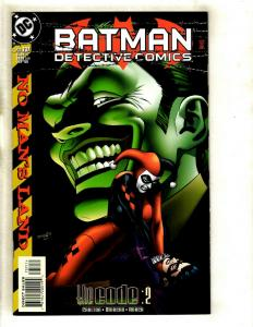 Detective Comics # 737 NM 1st Print DC Comic Book Batman Gotham Joker Robin SM8