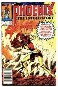 Phoenix #1-1984-Origin issue-The Untold Story NEWSSTAND X-Men