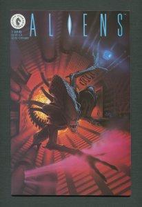 Aliens #1  / 9.0 VFN/NM - 9.2 NM- / 2nd Series 1989
