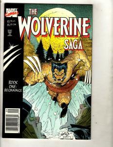 Lot of 14 Wolverine Marvel Comics 1 2 3 4 5 6 7 8 9 11 12 13 15 84 Logan DS2