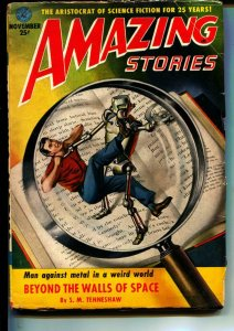 Amazing Stories-Pulps-11/1951-Barry Cord-S. M. Tenneshaw