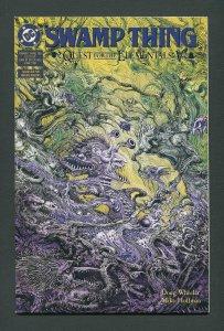 Swamp Thing #108  (2nd Series) 9.0 VFN/NM  June 1991