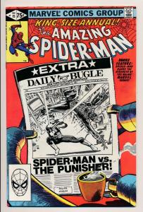 the AMAZING SPIDER-MAN King Annual #15 Marvel Stan Lee (1981) ~ VF/NM (PF269)