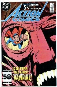 Action Comics 577 Mar 1986 NM- (9.2)