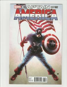 Captain America #25 (Marvel 2014) 1:50 Variant Falcon Becomes Captain America