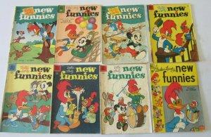 Walter Lautz Woody Woodpecker comic lot 31 different