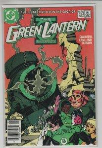 GREEN LANTERN (1960 DC Comics) #224 VF+