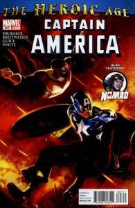 Captain America (1st Series) #607 FN; Marvel   save on shipping - details inside