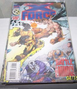 X FORCE # 46   cable   mimic sabertooth