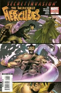 Incredible Hercules #118 (2nd) VF/NM; Marvel   save on shipping - details inside