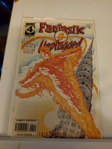 Fantastic Four Unplugged #4 (1996)