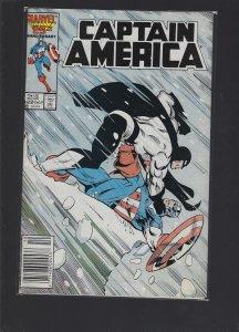 Captain America #322 (1986)