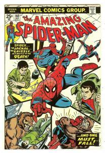 Amazing Spiderman 140   1st Glory Grant