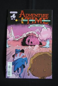 Adventure Time, Candy Capers, #2,#6, NM