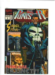 Punisher Summer Special #4 VF- 7.5 Marvel Comics 1994