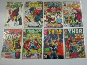 Thor comic lot 16 different from #451-494 6.0 FN (1992-96 1st Series)