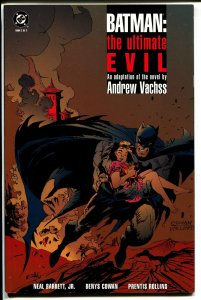Batman: The Ultimate Evil-Book 2-Neal Barrett, Jr