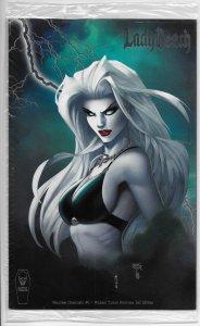 Lady Death Merciless Onslaught #1 | Turner Premium Foil Edition | Sealed (NM)