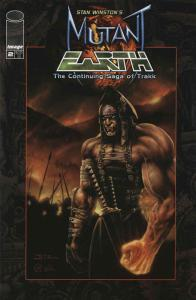 Mutant Earth #2B VF/NM; Image | save on shipping - details inside