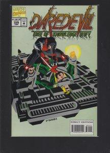 Daredevil #329 (1994)
