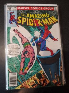 THE AMAZING SPIDER-MAN #211