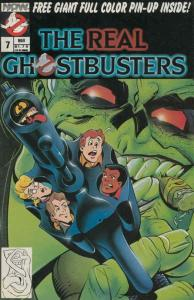 Real Ghostbusters, The (Vol. 1) #7 VF; Now | save on shipping - details inside