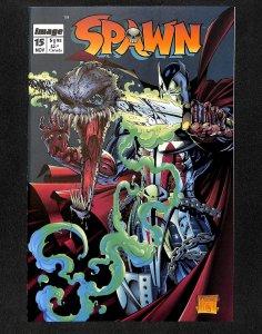 Spawn #15 (1993)
