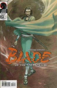 Blade of the Immortal #129 VF; Dark Horse | save on shipping - details inside
