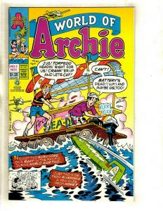 11 Archie Comic World 2 6 15 Strange 2 New 16 19 Reg 99 32 Laugh 343 372 16 EK14