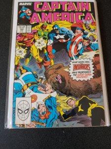 Captain America #352 (1989)
