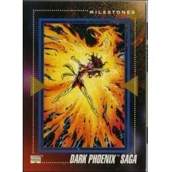 1992 Marvel Universe Series 3 DARK PHOENIX SAGA #195