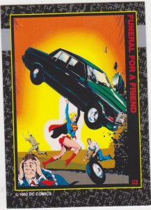 1992 DC Comics Funeral for a Friend #C3