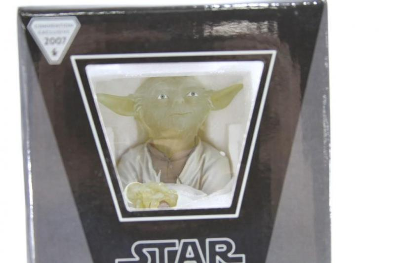 Gentle Giant Spirit of Yoda Bust