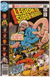 Legion of Super-Heroes (vol. 2, 1980) #268 FN DeMatteis/Ditko, Perez cover