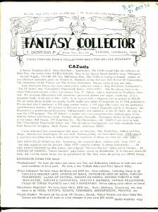 Fantasy Collector #180 1974-Caz-early comic buying/selling resource-pulps-VG