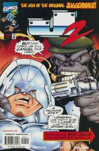 J2 #9 VF/NM; Marvel | save on shipping - details inside