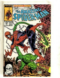 Amazing Spider-Man # 318 NM Marvel Comic Book McFarlane Venom Goblin Gwen BJ1