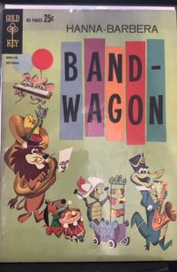 Hanna-Barbera Bandwagon #1 (1962)