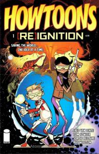 Howtoons (Re)Ignition #1 VF/NM; Image | save on shipping - details inside