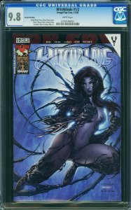 WITCHBLADE #1/2 (CGC 9.8) NM/MT Super High Grade Image
