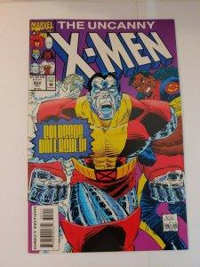 The Uncanny X-Men #302 (1993, Marvel) NM