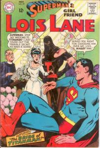 LOIS LANE 79 VG-F  November 1967 COMICS BOOK