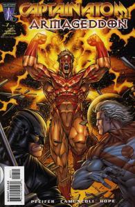 Captain Atom: Armageddon #7 VF/NM; WildStorm   save on shipping - details inside