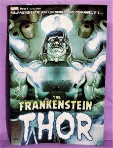 Donny Cates THOR #8 Lenil Yu Frankenstein Thor Horror Variant (Marvel, 2020)!